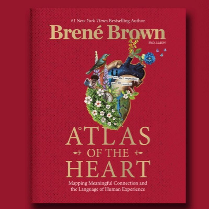 brene brown atlas of the heart